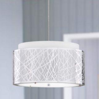 Safavieh Double Tree Pendant Light
