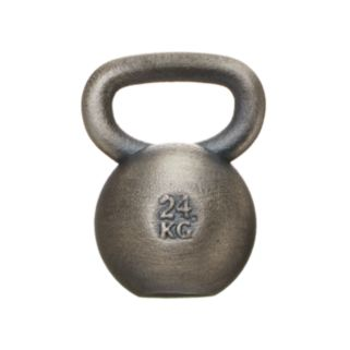 Insignia Collection Sterling Silver Kettlebell Pendant
