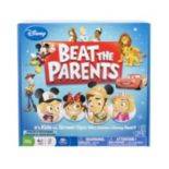Disney Beat the Parents Trivia Game by Spin Master