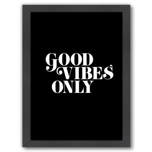 Americanflat Good Vibes Only...