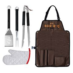 Mr. Bar-B-Q 5 pc BBQ Utensil Set