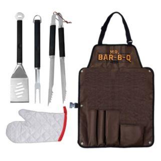 Mr. Bar-B-Q 5-pc. BBQ Utensil Set