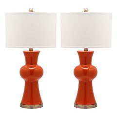 Safavieh 2 pc Lola Table Lamp Set