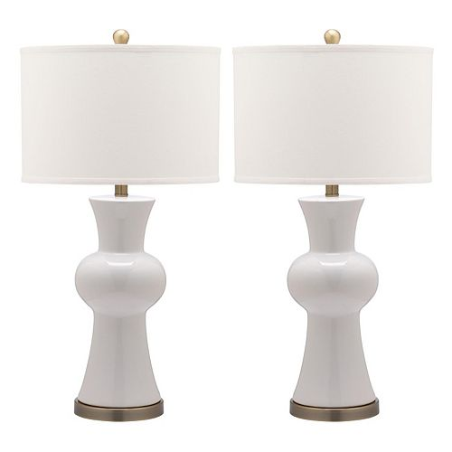 Safavieh 2-piece Lola Table Lamp Set