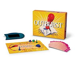Outburst: Bible Edition Game by Talicor