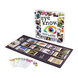 Eye Know Board Game by Wiggles 3D