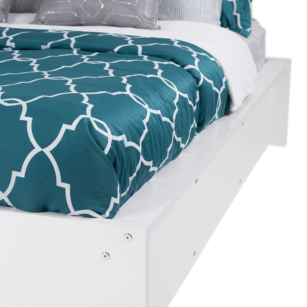 Prepac Calla King Platform Bed