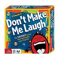 Don't Make Me Laugh Game by Zobmondo