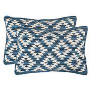 Safavieh Tribal 2 pc Oblong Throw Pillow Set