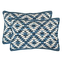 Safavieh Tribal 2-piece Oblong Throw Pillow Set