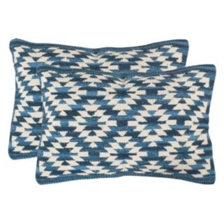 Safavieh Tribal 2-piece Oblong Throw Pillow Set