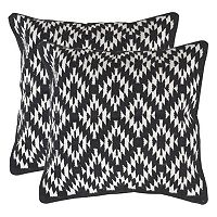 Safavieh Tribal 2 pc Throw Pillow Set