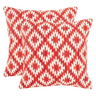 Safavieh Tribal 2-piece Throw Pillow Set