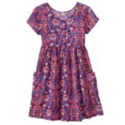 Mudd® Babydoll Dress - Girls 7-16 & Girls' Plus