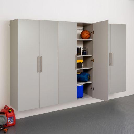 "Prepac HangUps E 108"" Storage Cabinet 3-piece Set"