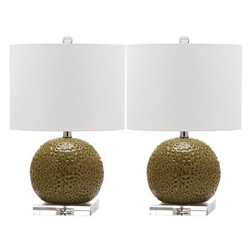 Safavieh Conway 2-piece Table Lamp Set