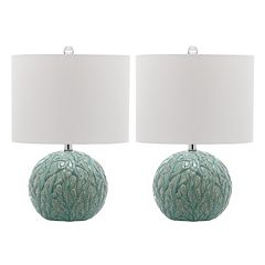 Safavieh Robinson 2 pc Table Lamp Set