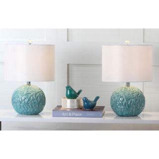 Safavieh Robinson 2-piece Table Lamp Set