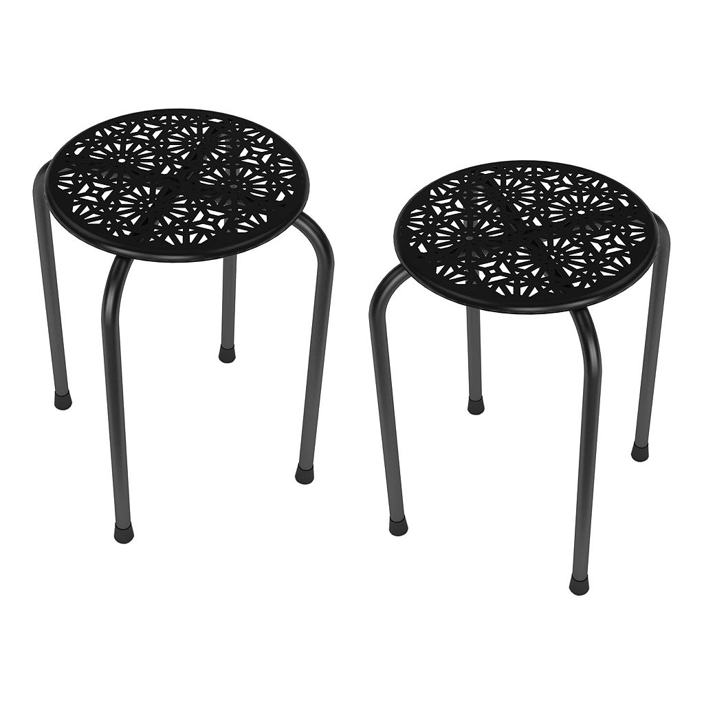 dar 2-piece Daisy Side Table Set