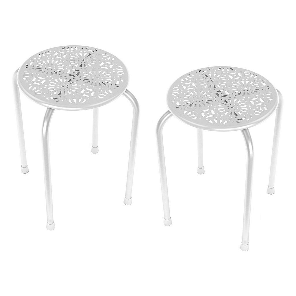 dar 2-piece Daisy Side Table Set