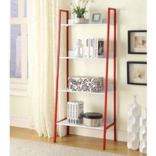 dar 4-Shelf Tiered Bookcase