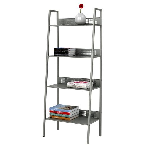 dar 4-Shelf Tiered Bookcase