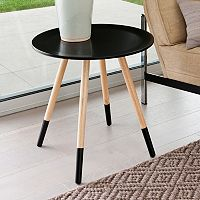 dar Sticks End Table
