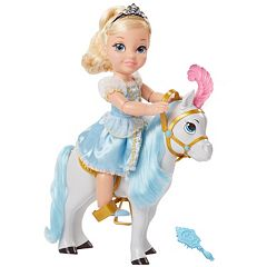 Disney Princess Cinderella & Carriage Horse by