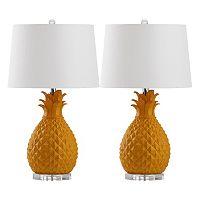 Safavieh 2 pc Kelly Table Lamp Set