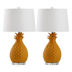 Safavieh 2-piece Kelly Table Lamp Set