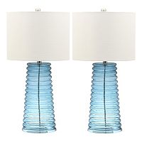 Safavieh 2-piece Yantley Table Lamp Set