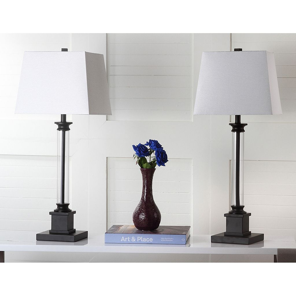 Safavieh 2-piece Davis Table Lamp Set
