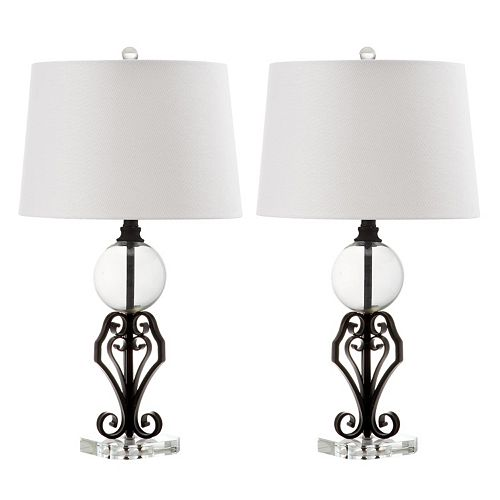 Safavieh 2-piece Anderson Table Lamp Set