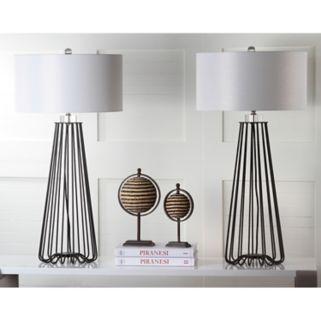 Safavieh 2-piece Estill Table Lamp Set
