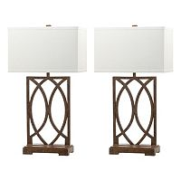 Safavieh 2 pc Jago Table Lamp Set
