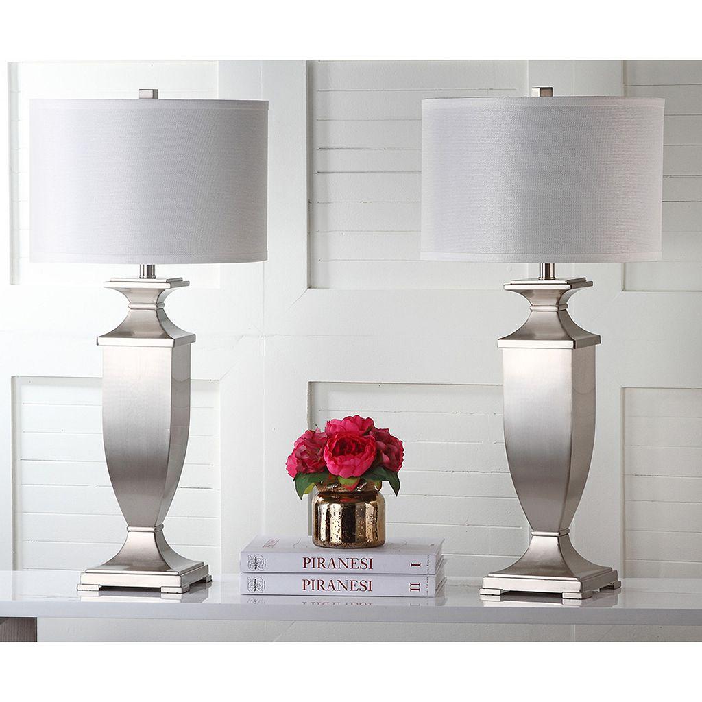 Safavieh 2-piece Ambler Table Lamp Set