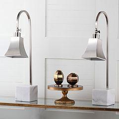 Safavieh 2 pc Charley Desk Lamp Set
