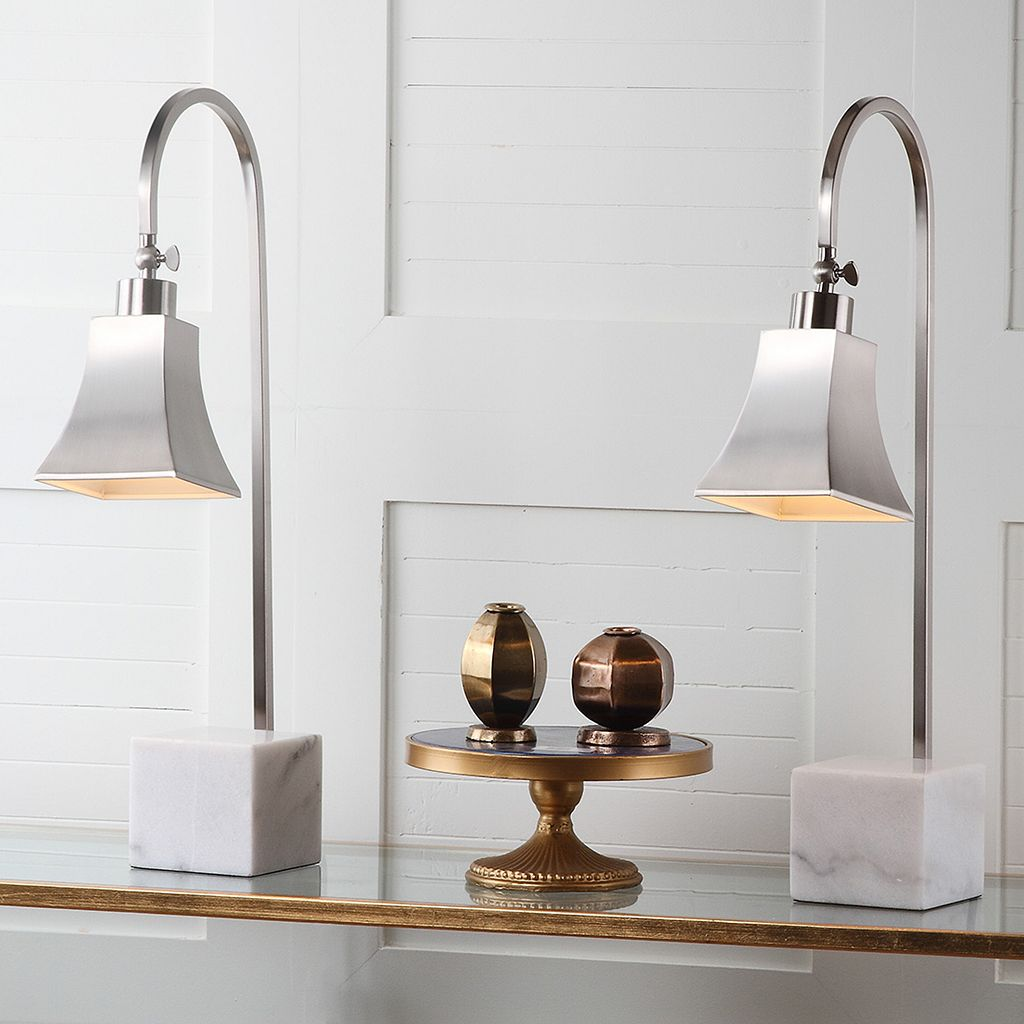 Safavieh 2-piece Charley Desk Lamp Set