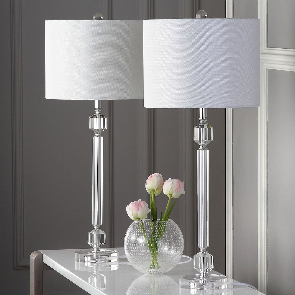 Safavieh 2-piece Cosna Table Lamp Set