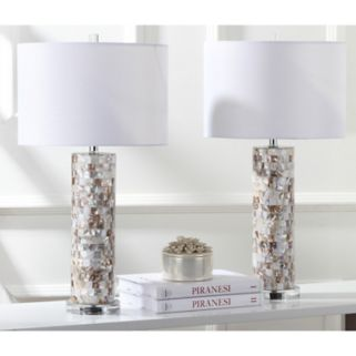 Safavieh 2-piece Boise Table Lamp Set