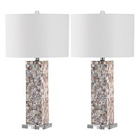 Safavieh 2-piece Jacoby Table Lamp Set