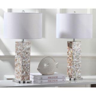 Safavieh 2-piece Jacoby Table Lamp Set