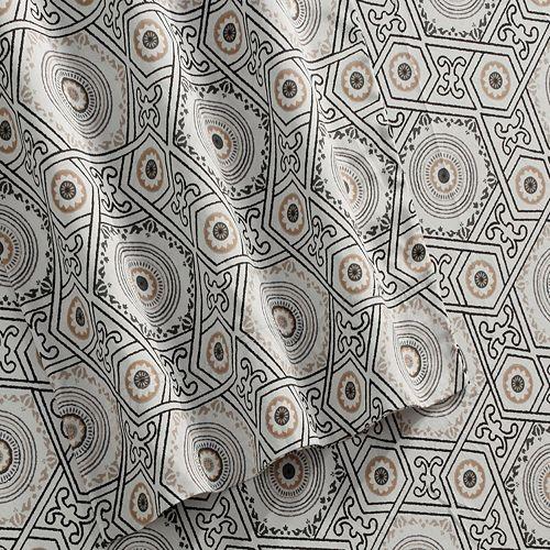 Maldives 300-Thread Count Egyptian Cotton Sateen Deep-Pocket Sheets