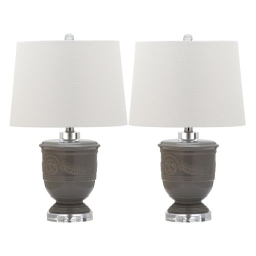 Safavieh Shoal 2-piece Table Lamp Set