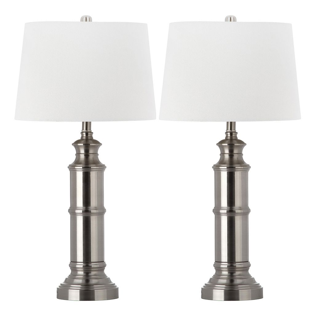 Safavieh 2-piece Mariner Table Lamp Set