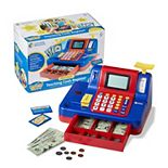 Pretend & Play Teaching Cash Register by Learning Resources
