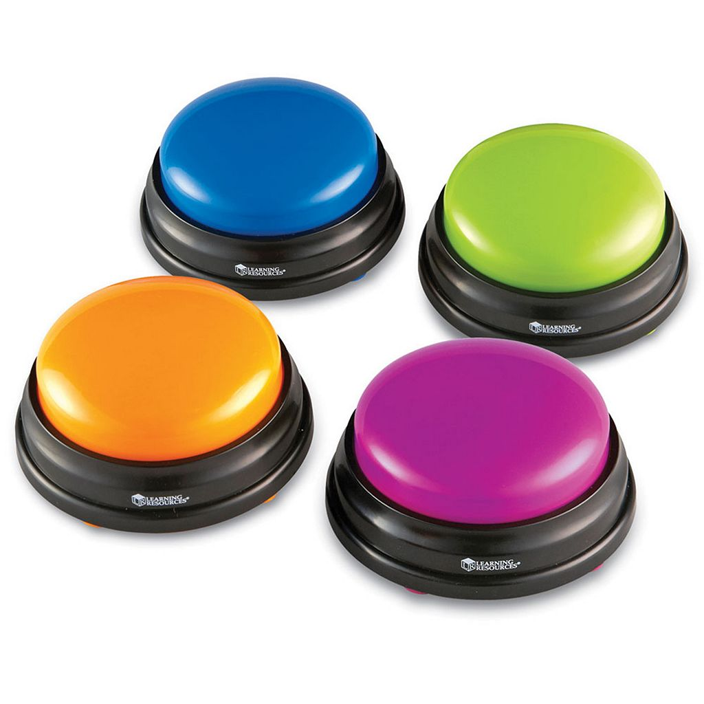 Answer Buzzers Set by Learning Resources
