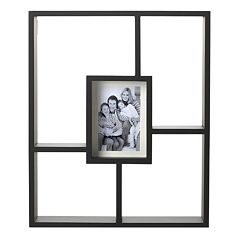 Melannco Photo Box & Shelf