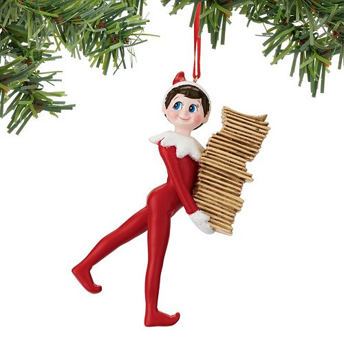 The Elf on the Shelf® Letters to Santa Christmas Ornament