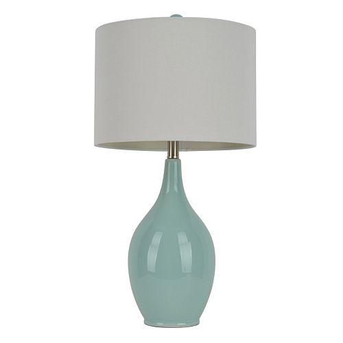 Decor Therapy Ceramic Table Lamp